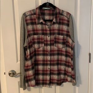 Maurices Flannel
